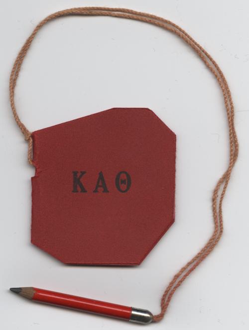 Kappa dance card