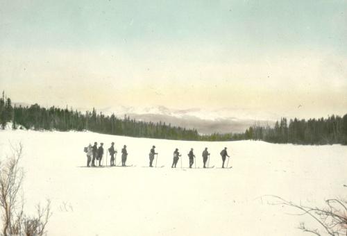 Colorado Mountain Club at Lost Lake