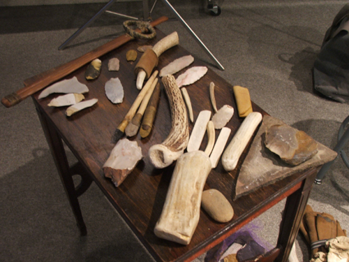 Tools of the flint knapping trade