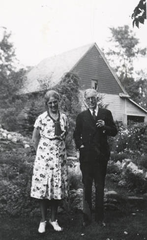 Lillian and Carl Anderson