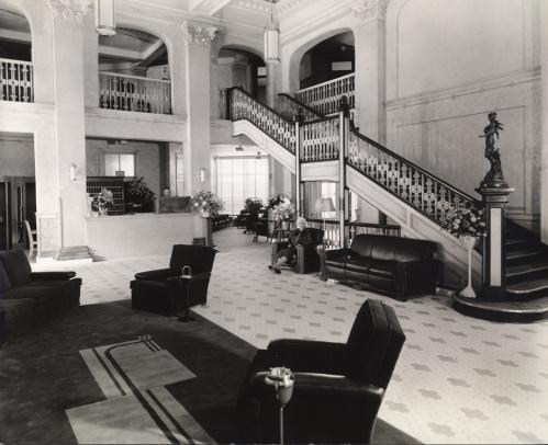 Northern Hotel Lobby
