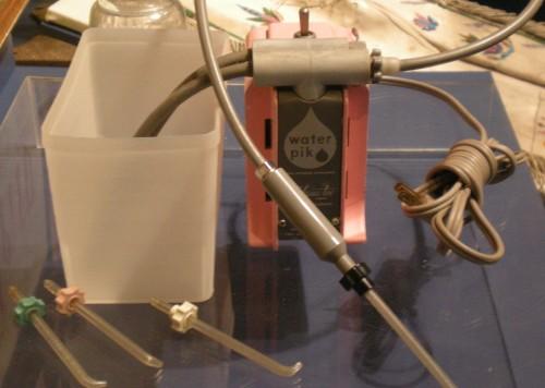 1962 model Water Pik