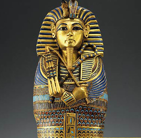 Science at home: The Story of King Tut continues | More to ...